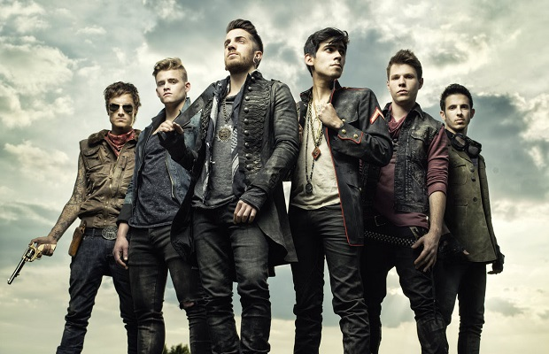 "Crown The Empire Stream New Song ""Initiation"""